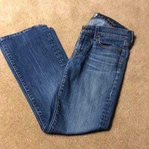 7FAMK, Bootcut Jeans